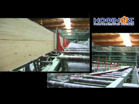 KOFINAS PREFABRICATED HOUSES GREECE – TIMBER