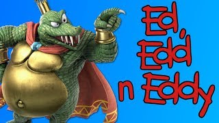 King K Rool Announcement but with Ed, Edd n Eddy Sound Effects