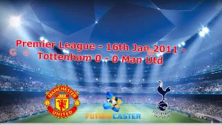 Soccer Picks - Manchester United V Tottenham Preview And Teams News