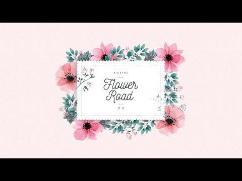 빅뱅 BIGBANG - 꽃 길 Flower Road Piano Cover