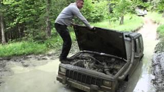 Jazda OFF ROAD 4x4 – Stryszawa – Beskidy video