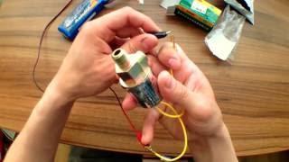 Электромагнитный воздушный клапан на 12v. Good Master(купить тут ▻ http://fas.st/Y4JtkL., 2016-07-01T07:59:50.000Z)
