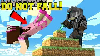 minecraft the floor is lava