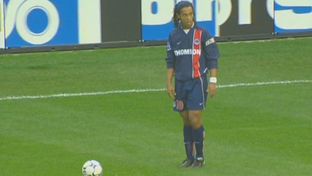 Most Humiliating Goals By Ronaldinho