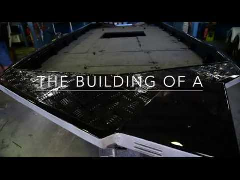 The Building Of A Bluefin
