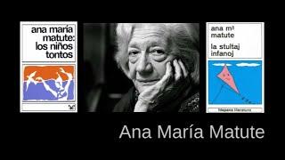 Ana Maria Matute – La ĝibulo – legas Liven Dek – Esperanto