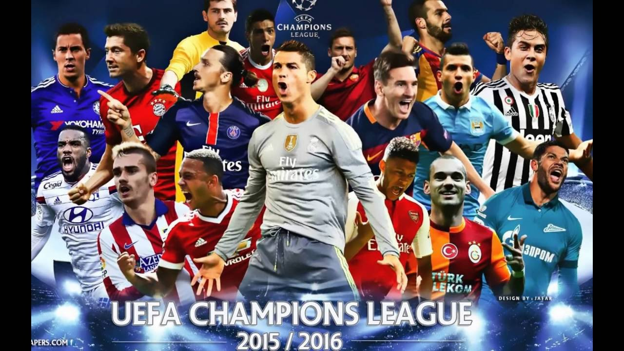 Jadwal Liga Champions: Jadwal Liga Champions 2016-2017