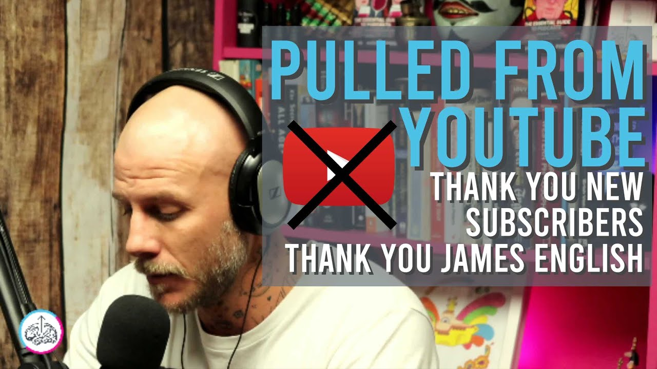 Pulled From Youtube BUT Thanks To All The New Subscribers & Also Thanks To James English