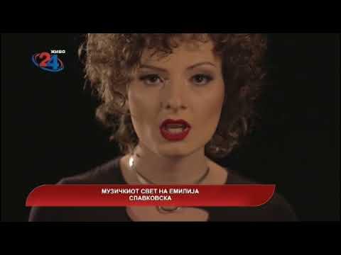 Македонија денес - Музичкиот свет на Емилија Славковска