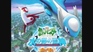 Pokémon Movie05 BGM - Mystery Girl (Labyrinth)