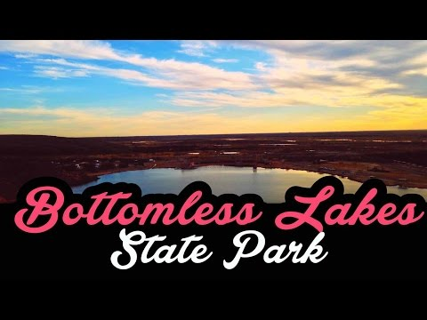 Bottomless Lakes State Park in Roswell, New Mexico - a Review by Drivin' & Vibin'