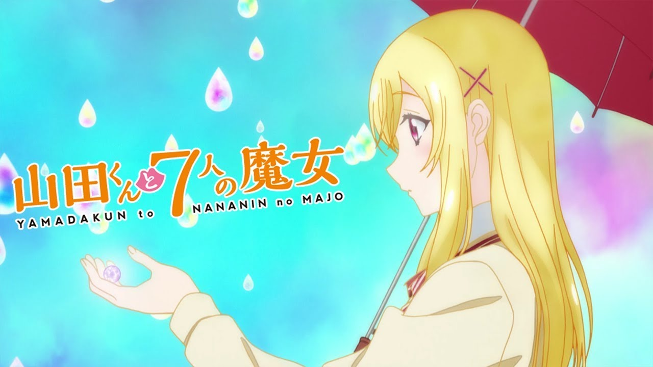 Yamada Kun And The Seven Witches Ending Candy Magic Hd Youtube