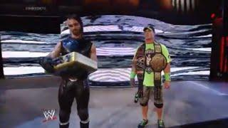 Wwe Seth Rollins entrance raw 6 30 2014