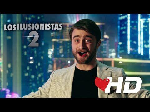 LOS ILUSIONISTAS 2 - Primer tráiler oficial