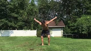 Journey To Standing Double Backflip