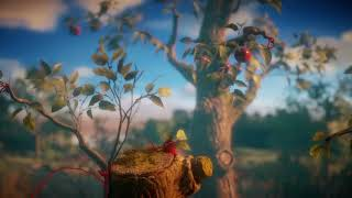 Unravel intro con il nostro gomitolo di lana gameplay ps4 ita