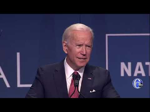 Biden presents Liberty Medal to George and Laura Bush: Bush was my opposition, not my enemy