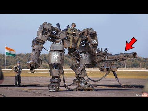 होश उड़ा देने वाले 21 खतरनाक MACHINES | Top Most Advance Machines Technology Inventions