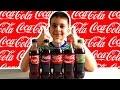 Ванильная Кола И Ментос Кока-Кола Лайф И Другие Необычные Вкусы Мега Дегустация Coc