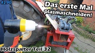 Holzspalter | Es wird Platz für's Messer gemacht! | Stahlwerk CUT 70P IGBT | Mr. Moto