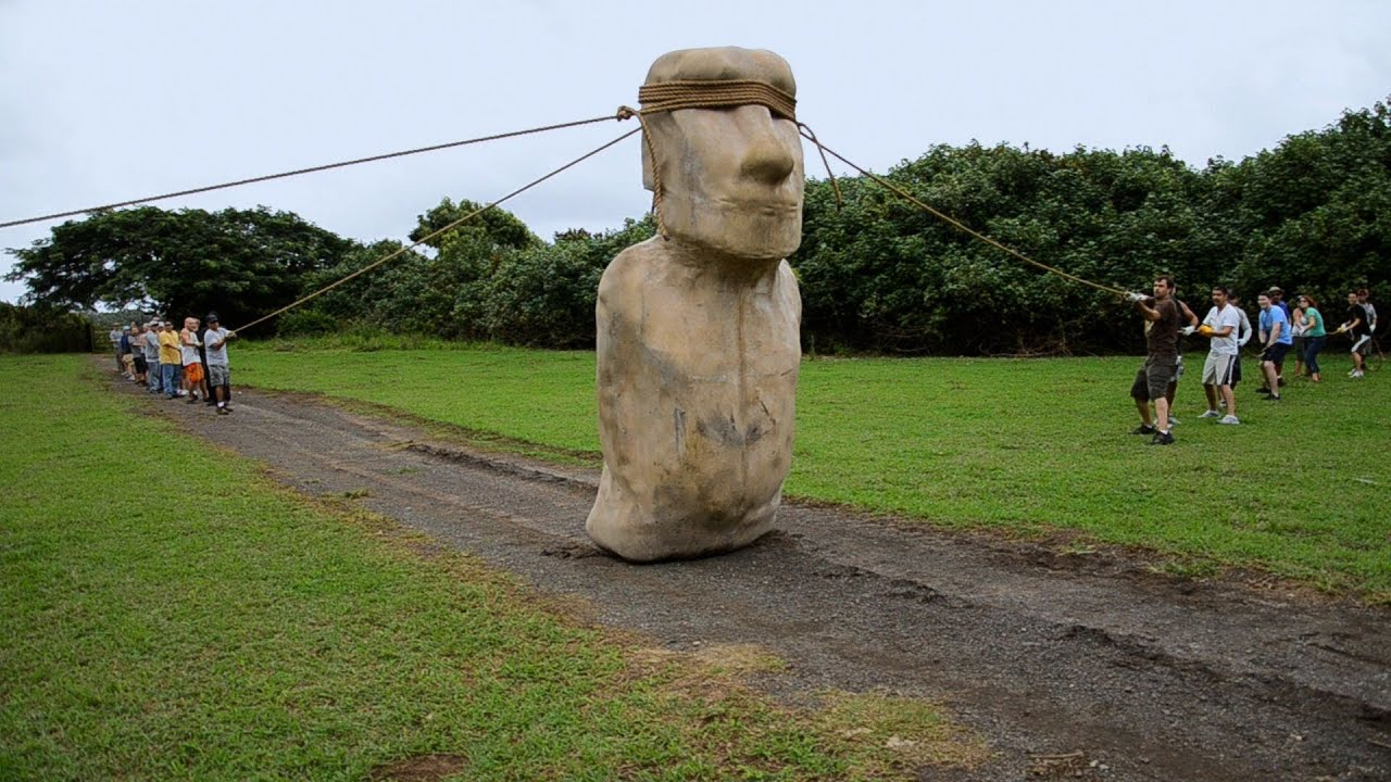 How Long Do You Need For Easter Island