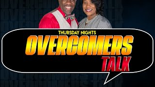Overcomer's Talk: One on One with Pastor Coffie| 7PM | 01/07/2021