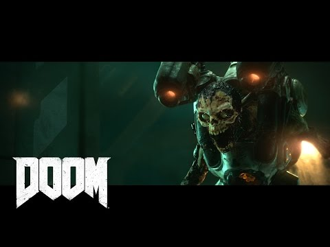 DOOM - Fight Like Hell Cinematic Trailer [Classic Edit]