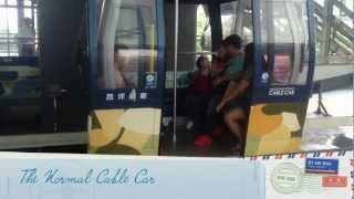 [Honeymoon - Hong Kong] Lantau Island Crystal Cable Car Ride