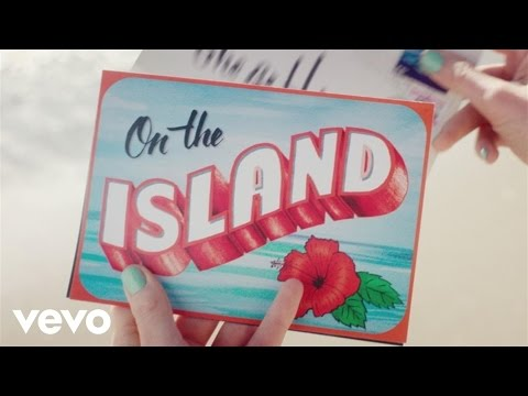 Brian Wilson - On The Island (Lyric Video) ft. She & Him