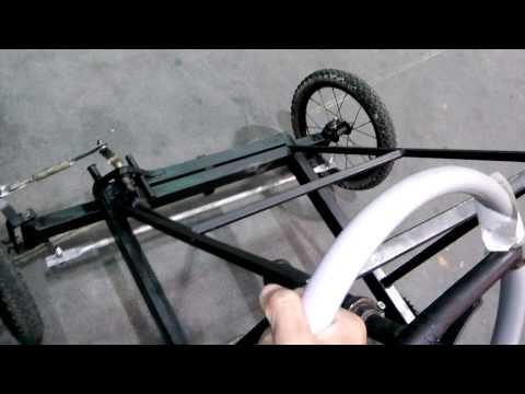 Bicicleta de 4
