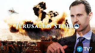 Syria, eight-and-a-half year to its multi-sided conflict – Jerusalem Studio 448