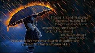 James Taylor +  Fire And Rain +  Lyrics/HQ