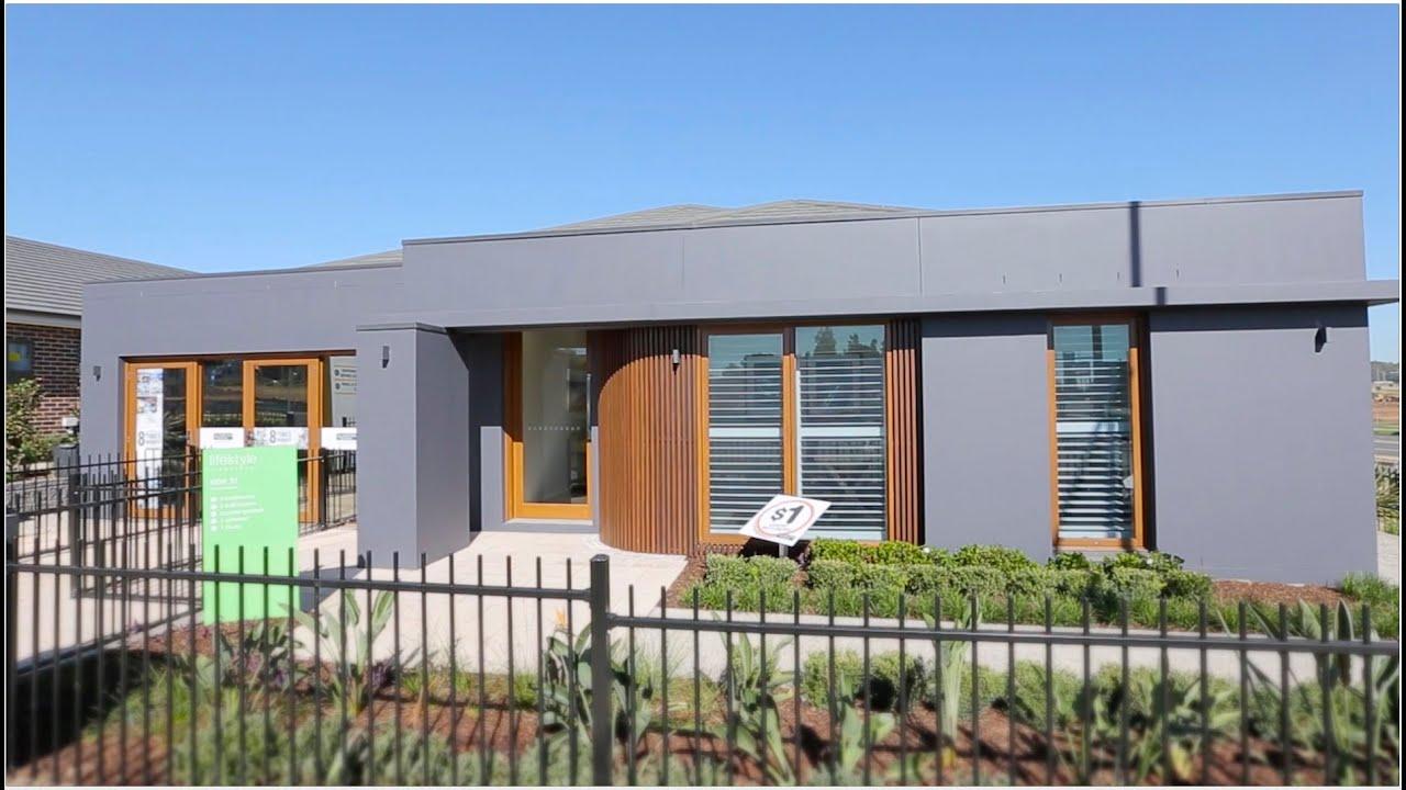 Eden brae homes kew 27 oran park youtube for Eden home
