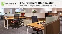 HON Accelerate - Freedman's Office Furniture