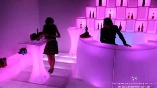 Наша работа   Мебель с подсветкой Пермь, аренда световая мебель, светящаяся мебель аренда киев, свет(, 2015-11-06T05:15:01.000Z)