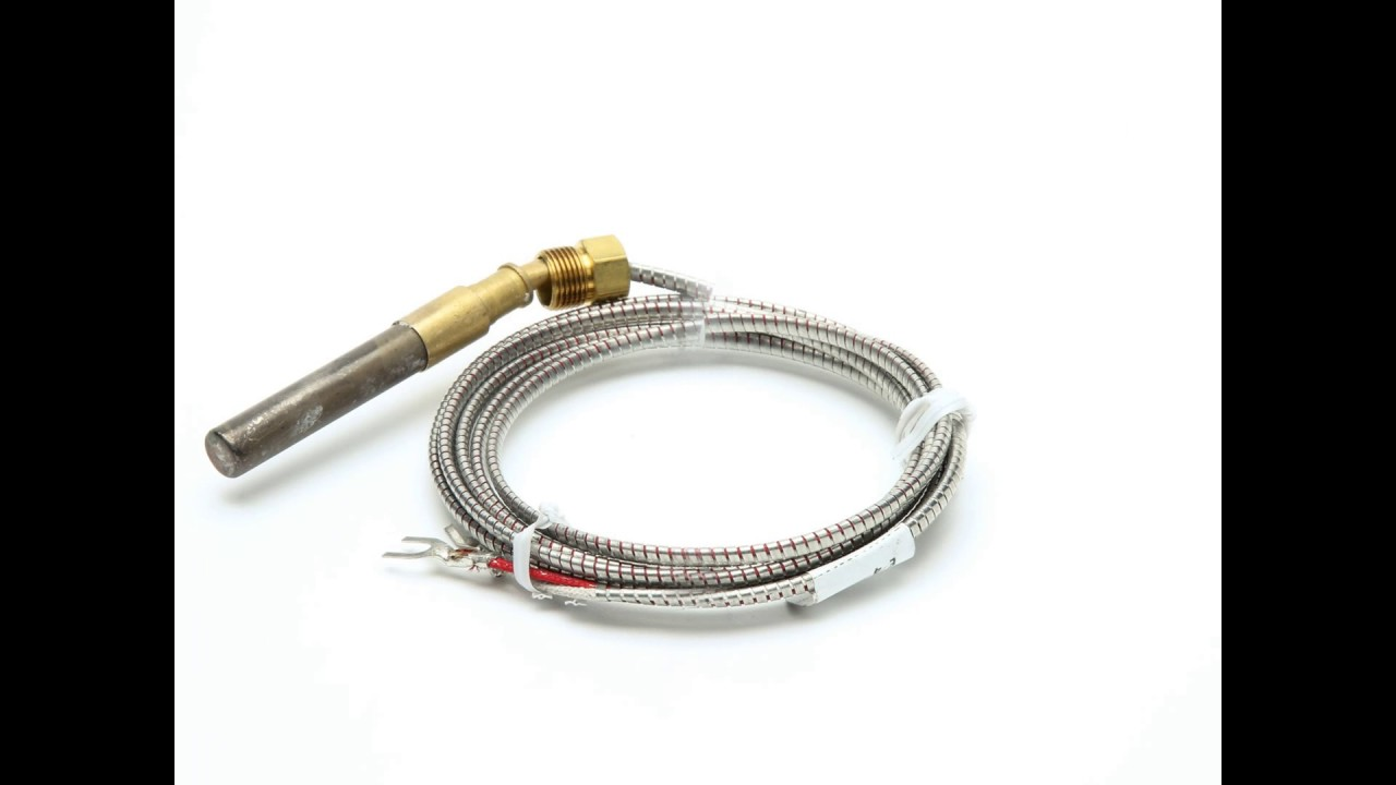bakers pride m1265x thermopile youtube