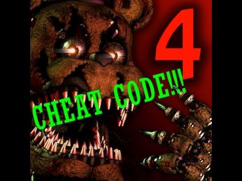 Full download cheat mode fnaf 1 pc