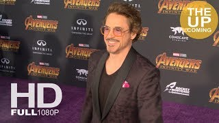 Avengers Infinity War premiere arrivals, red carpet, photocall in Los Angeles