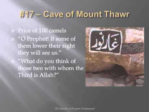 Historic Cave Thawr,<br><iframe title=