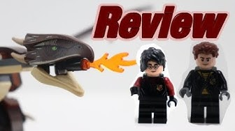 Lego® Harry Potter / Hungarian Horntail Triwizard Challenge / 75946 / Review