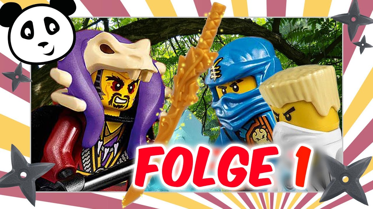Lego Ninjago Auf Deutsch