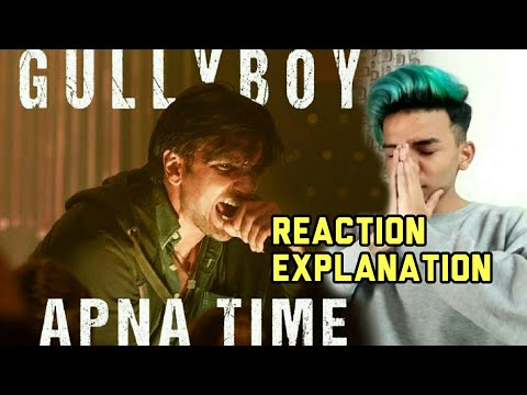 Apna Time Aayega | Gully Boy | Ranveer Singh & Alia Bhatt | DIVINE | Reaction Explain | Rohitpatrik