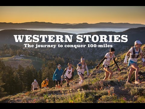 Western Stories: clips from the 2016 Western States 100 mile race