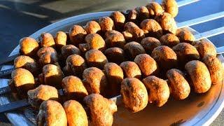 гРИБЫ на мангале. ШАШЛЫК по-кавказски   Мамины рецепты