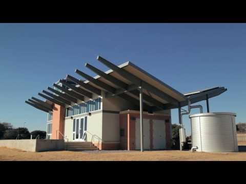 Virtual Tour of UNT's Zero Energy Lab