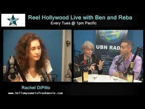 Rachel DiPillo and Jorge Hernandez on Reel Hollywood Live