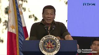 Proclamation and Kick off Rally of the PDP-Laban (Speech) 02/14/2019