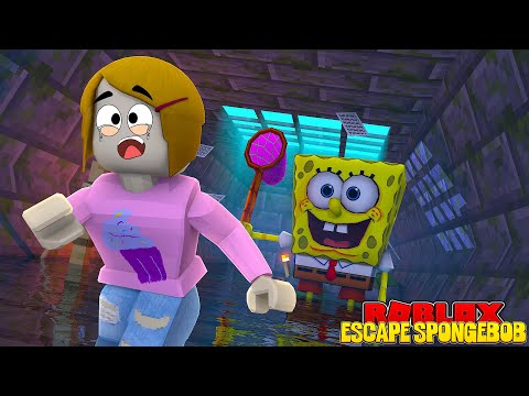 Roblox Escape Spongebob Obby With Molly!