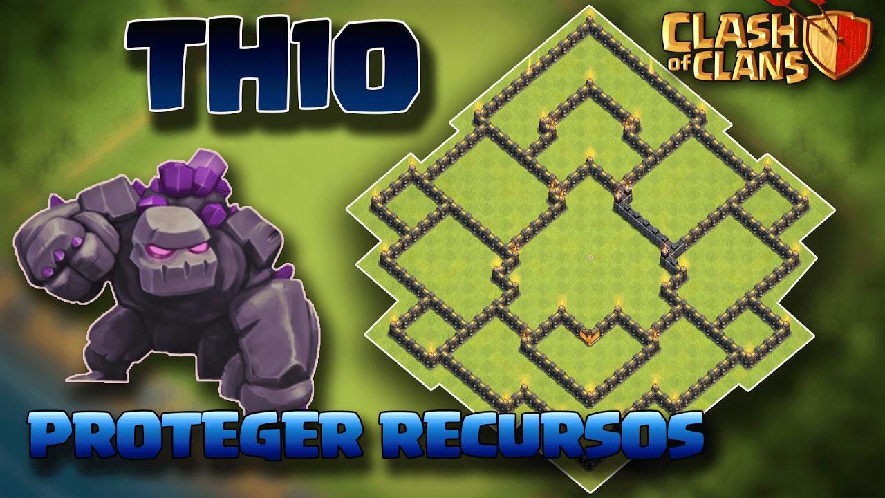 Mejor base híbrida th10