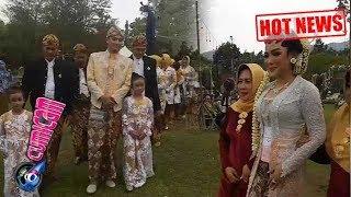 Hot News! Vicky Shu Luar Biasa Cantik di Hari Pernikahannya - Cumicam 23 September 2017